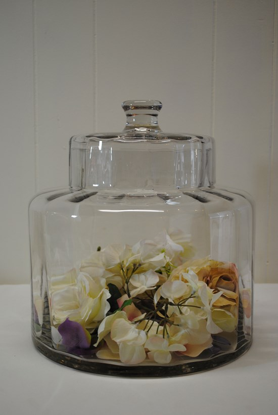 MISCELLANEOUS LOLLY JARS - Large